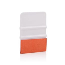 $enCountryForm.capitalKeyWord UK - EHDIS White Teflon Vinyl Squeegee with Suede Edge Scratch-less Window Tint Auto Film Wrap Tool Car Snow Ice Scraper Clean Brush
