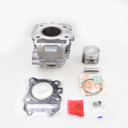 Wholesale Motorcycle Cylinder Piston Ring Gasket Kit for SUZUKI AN 125 ( VECSTAR 125 ) Burgman 125