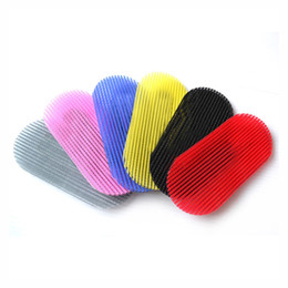 $enCountryForm.capitalKeyWord Australia - 10pcs Mixed Color Hair Sticker Clip Bangs Fixed Seamless Magic Paste Posts Magic Tape Fringe Hair Bang Patch