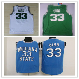 35d42d25f76e Best Quality Dwayne Mens College Cheap Basketball Jerseys  33 Bird Jersey  Indiana State Sycamores Stitched Basketball Jersey