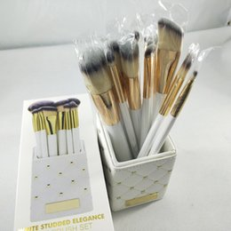 kits maquillage NZ - Maquillage Brand high quality Makeup Brush 13PCS Set Brush With PU Bag Professional Brush For Powder Foundation Blush Eyeshadow make up