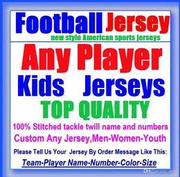 $enCountryForm.capitalKeyWord NZ - All Stitched Custom american football jerseys Baltimore Denver college authentic cheap baseball basketball mens womens youth USA 4xl league