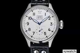 Big Display Cases Australia - Top Luxury Watch 510503 Watch Swiss Automatic Movement 28800 vph Big Date display 316L Stainless Steel Case Sapphire Crystal Super luminous