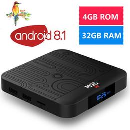 Google Hd Media Player Australia - Android 8.1 tv box 4GB 32GB M9S J1 RK3328 QUAD core Android 8.1 smart media box Bluetooth Google TV Digital Display IPTV BOX Media Player