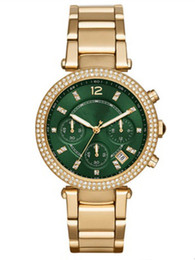Watches personality online shopping - Dreama New style fashionable personality women s stainless steel quartz watch MK6140 MK6141 MK6169 MK6263 MK5885 Price M001