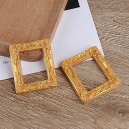wooden dolls house accessories UK - Resin Photo Frame Simulation Furniture Model Toy For Children Doll House Decoration 1 12 Dollhouse Miniature Accessories