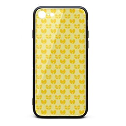 $enCountryForm.capitalKeyWord Australia - Wu Tang Clan logo pattern yellow white iphone cases,iphone 6,iphone6s,iphone 6plus,iphone 6splus,iphone7,iphone 8 cases best phone cases ip