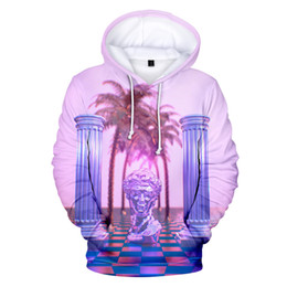 $enCountryForm.capitalKeyWord UK - Vaporwave 3D Printed hoodie Spring Autumn Tops boy girl long Sleeve Casual Art Design hoodie Fashion coat