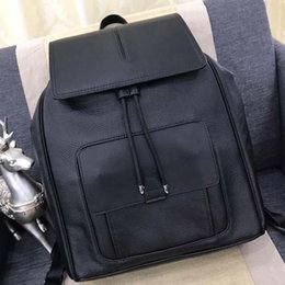 men backpack designers brand NZ - New Fashion Men Backpack Designer Brand Luxury Leather Hardware Top Quality Large Capacity Limited Shoulder Bag Free Shipping NB:8838-87 +5