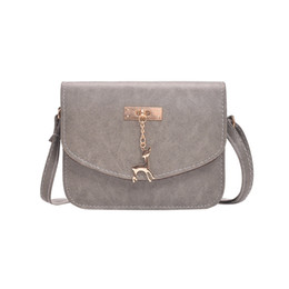 $enCountryForm.capitalKeyWord Australia - women's best selling shoulder messenger bag deer accessories fashion items paquete diagonal de hombro#B