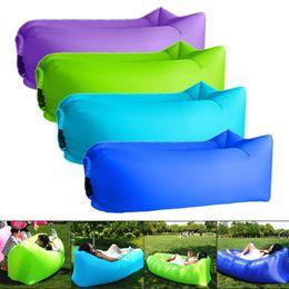 $enCountryForm.capitalKeyWord NZ - Pro Picnic Mat Beach Mat Inflatable Sofa Lazy bag air sofa bed moistureproof pad air lounger chair Outdoor Camping