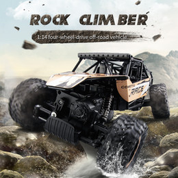 4x4 toys NZ - Retail Packag Original Jjrc Q15 Rc Car 2 .4g 4ch 4wd Rock Crawlers 4x4 Driving Car 1 :14 Remote Control Model Off -Road Vehicle Toy