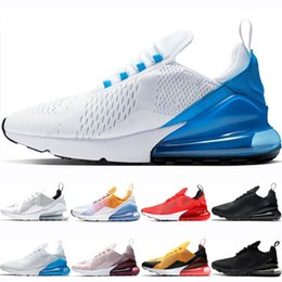 tiger sneakers Australia - Newest White Blue Mens Women Running Shoes Designer Sneakers RAINBOW HEEL Habanero Red Hyper Grape Photo Blue tiger Mens Womens Sport Shoes