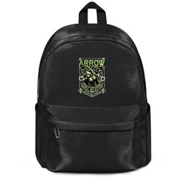 $enCountryForm.capitalKeyWord NZ - Package,backpack Green Arrow Pop Star City Only Weapon Oliver Queen black designer cutepackage convenient limited edition gymbackpack