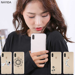 Case leather for xiaomi redmi note online shopping - Fashion Soft TPU Case Cover For Coque Xiaomi Redmi X A A a Y3 K20 Plus Note Pro Black and white