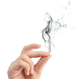 Smoke Magic UK - Magic Smoke Finger Tips Magic Rub Hands and Generate Smoke Toys Adults or Kids Perform Magic Props