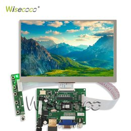 $enCountryForm.capitalKeyWord Australia - 7''Inches 1024*600 IPS Screen for Raspberry Pi Display LCD TFT Monitor EJ070NA-01J Remote Driver Control Board 2AV HDMI VGA