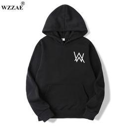 Discount dj hat - 2018 New Design Eosnyx DJ Alan Walker Moletom Hoodies Sweatshirts Fashion Hooded Sudadera Hombre brand Men S-XXXL Hoodie