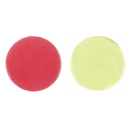 clear chips UK - 200Pcs Clear Red Yellow Plastic Bingo Chips 1.9cm
