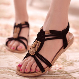 Summer Ladies Sandals Australia - Women Sandals Fashion Summer Shoes Women Gladiator Sandals Summer Beach Shoes Female Ladies Sandals Zapatos Mujer Black