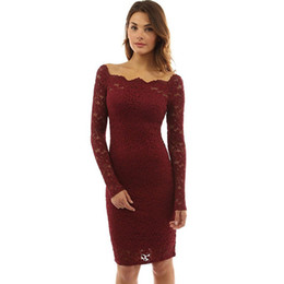 $enCountryForm.capitalKeyWord UK - new women's lace strand empty long sleeves sexy skinny one-step skirt dress Youthful Popularity embroidery style long dress