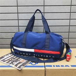 Fold big bag online shopping - Hot Men Travel Handbag Large Capacity Female Women Luggage Travel Duffle Bags Male Canvas Big Travel Folding Trip Shoulder Bag