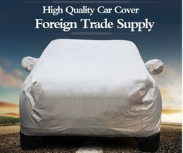 car sunscreen shade Australia - RNLKS For Three Carriages Car Cover Sunscreen Dustproof Anti-UV Heat Protection Scratch-Resistant Shade Car Covers