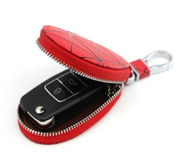 Multi Keys Australia - Designer Key Pouch Personal KEY Pack Mens Womens Zipper Multifunctional Car Key Holder Best Selling Multi Color Fashion Lattice Simple Hot
