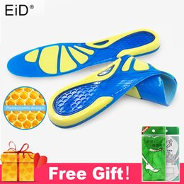 $enCountryForm.capitalKeyWord NZ - Silicon Gel Insoles Foot Care for Plantar Fasciitis orthopedic Massaging Shoe Inserts Absorption Shoe pad Unisex man women