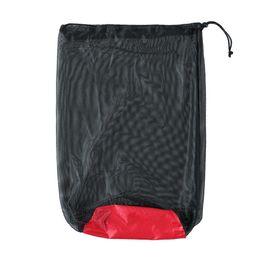 $enCountryForm.capitalKeyWord UK - Sleeping Bag Waterproof Sports Storage Bag Folding Mesh Sack Multifunction Camping Nylon Compression Travel Kits
