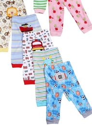 $enCountryForm.capitalKeyWord Australia - Baby Pp Leggings Pant Infant Pp Clothes Kids' Pants Baby Boy Girls Leggings Cotton Gift Clothes Animal Trouses Baby Leggins