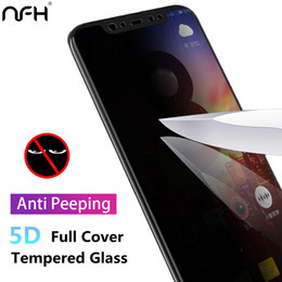 $enCountryForm.capitalKeyWord Australia - 5D Full Cover Anti Privacy Tempered Glass For Xiaomi Redmi Note 7 Mi 9 SE Screen Protector Case On MI 8 9 MIX 3 2S Glass