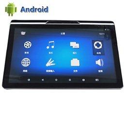 $enCountryForm.capitalKeyWord Australia - 11.6inch Car Headrest Android 7.1 Monitor 1920*1080 HD 1080P Video IPS Touch Screen WIFI USB SD HDMI IR FM Transmitter Bluetooth