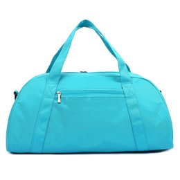 Match bags online shopping - Brand Travel Bag Men Women Solid Color All match Duffle Bag Unisex High Quality Outdoor Luggage Handbag Sports Bag