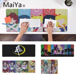 Lovely Fffas 60x30cm Big Mouse Pad Mat Japan Anime One Piece Naruto Dragon Ball Mousepad Desk Laptop Computer Display Cushion Usa Uk Mouse Pads Computer Peripherals