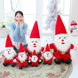 New Yeay Plush Toys Christmas Plush Doll Christmas Doll Toy For Kids Toys Santa Claus New year Christmas Gift on Sale
