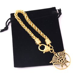$enCountryForm.capitalKeyWord NZ - NF0024 Factory direct sales nordic vintage viking couole jewelry twist chain adjustable bracelet charm European religious amulet bangles