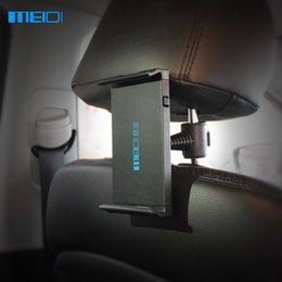 $enCountryForm.capitalKeyWord NZ - MEIDI Tablet Car Holder iPad Stand High Quality Car Phone Holder For Seat Headrest 360 Rotation Mobile Phone Mount