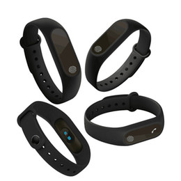Chinese  Hot sale Smart Bracelet Fitness Tracker Ring Smart Watch Heart Rate Monitor Waterproof Smart Band Pedometer Mi Band for Android iOS manufacturers