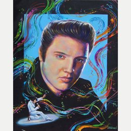 $enCountryForm.capitalKeyWord UK - Full Square 5d Diy Diamond Painting Elvis Presley Man Dimond Embroidery Singer Rhinestone Cross-Stitch Home Sweet Home Decor Y75