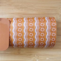 food wax paper UK - Waxed Paper Food Nougat Packing Wrapping Hamburger Handmade Soap Oil Proof Padding Paper Baking Supplies Decors 5 5bb gg