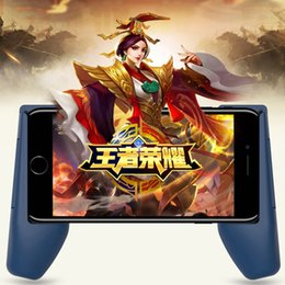 Gamepad for iphone online shopping - Phone bracket Gamepad Pubg Mobile Game Grip for iphone X Samsung S8 S7 Plus Xiaomi Huawei