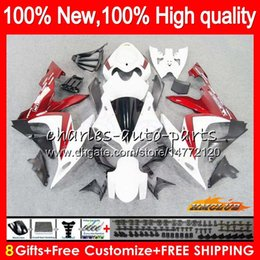 body kit factory Canada - Body For YAMAHA YZF R 1 1000 CC YZF-1000 YZFR1 04 05 06 63HC.92 YZF1000 1000CC YZF R1 04-06 factory red YZF-R1 2004 2005 2006 Fairings kit