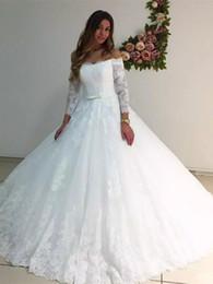 $enCountryForm.capitalKeyWord Australia - Real Image Elegant Mermaid Wedding Dresses Sheer Neck Appliques Lace Tulle Plus Size Wedding Dresses Cheap Bridal Gowns Illusion Back