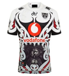 Size warrior online shopping - 2020 NEW ZEALAND WARRIORS RUGBY HOME AWAY JERSEY Size S XL The quality is perfect Free Delivery