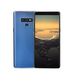 Mini caMera 3g online shopping - Goophone N9 GB RAM G ROM quot MP Camera With Fingerprint G WCDMA Quad Core Unlocked Cell Phone