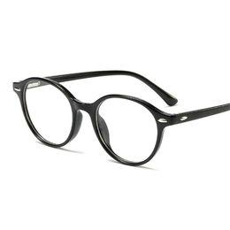 $enCountryForm.capitalKeyWord UK - Unisex TR90 Retro Style Round Glasses Frames With Metal Legs Women Men Spectacle Fashion Prescription eyewear for Students FML
