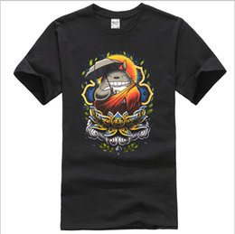 Bright color t shirts online shopping - My Enlightened Neighbor Studio Ghibli Miyazaki BRIGHT NEW TEEFURY T SHIRT Men Women Unisex Fashion tshirt