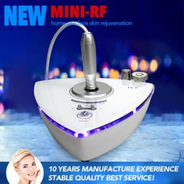 Face Lift For Wrinkles Australia - US Stock Portable RF Equipment 5MHZ For Wrinkle Removal Skin Rejuvenation Face Lifting RF Facial Machine For Home Use Free Shipping With CE