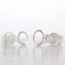 Vente en gros Accessoires en verre universels classiques de C835, accessoires de tabagisme, pièce de cuvette pour des pipes en verre de rigoles d'huile de verre